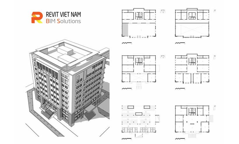 học Revit Architecture tại Hà Nội